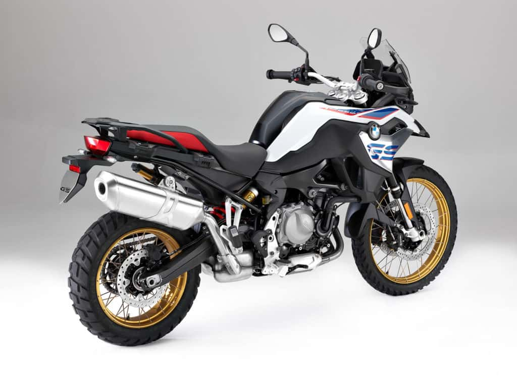 Renting BMW F 850 GS (95CV) | renting | motos | particulares